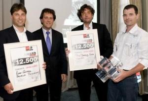 De Winnaars van 2008